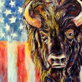 American Buffalo by John Bohn