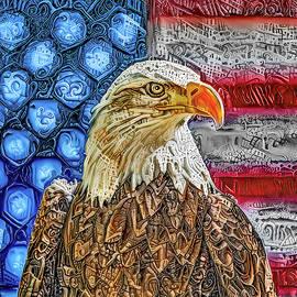 American Eagle 1a by Stefano Menicagli