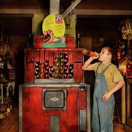 Americana - Soda - Sip it slowly 1939 by Mike Savad