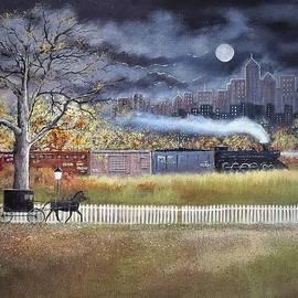 Amish Coal by Brian Mickey