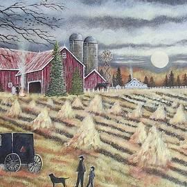 Amish Farm by Brian Mickey