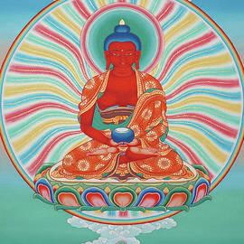 Amitabha by Sergey Noskov