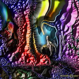 Amphibius Texarectus by T Williams Jr