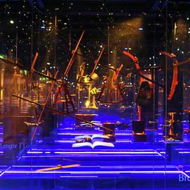 Amsterdam Maritime Museum by Norma Brandsberg