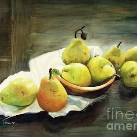 An Abundance of Pears by Susan Cunniff