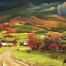 An Autumn Melody by Nancy Griswold
