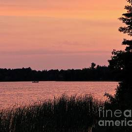 An Evening For Fishing by Ann Brown