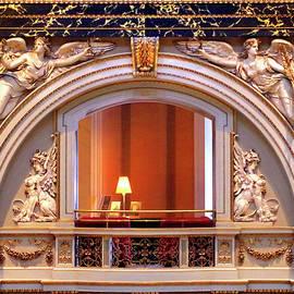 An Opulent Office by Douglas Taylor