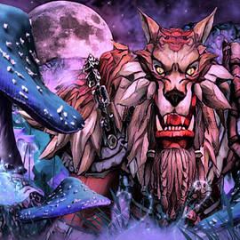 An Ork's Frostwolf Adventure by Artful Oasis