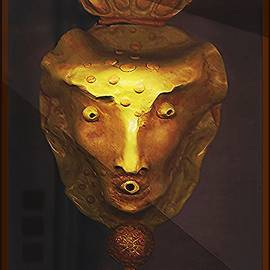 Ancient  Mask . . .  by Hartmut Jager