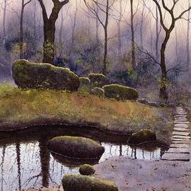 Ancient Woodland by Michael Baker