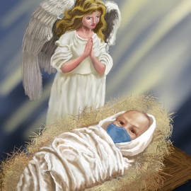 And The Angels Cried by Gary F Richards