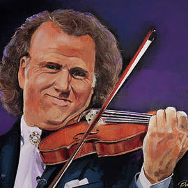 Andre Rieu by Bill Dunkley