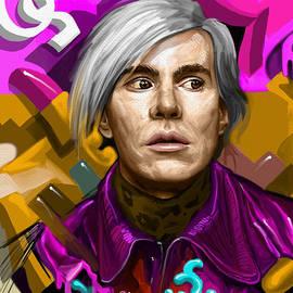 Andy Warhol by Kegya