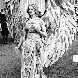 Angel in the Crowd by Leilani Zeumer-Spataro