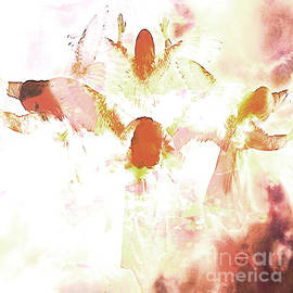 Angels All Around by Beverly Guilliams