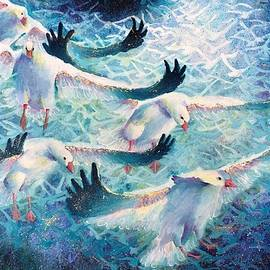 Angels by Nicole Gelinas