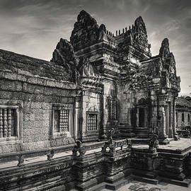 Angkor Temple by Dave Bowman