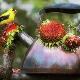 Animal - Bird - Sweet Treat by Mike Savad