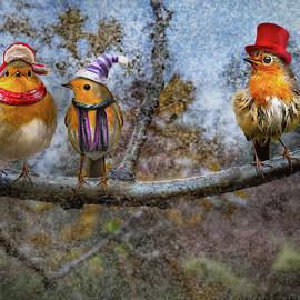 Animal - Bird - You be You by Mike Savad