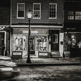Annapolis After Dark by Susan Maxwell Schmidt