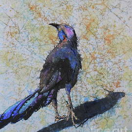 Another Grackle with Crackle by Marsha Reeves