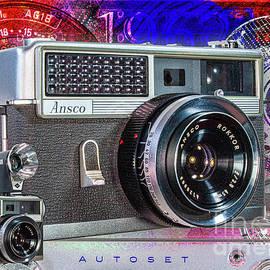 Ansco Autoset by Anthony Ellis