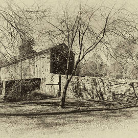 Antique Covered Bridge by Denise Harty