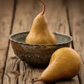 Antique Pears 2 by John Rogers