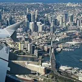 Anzac Bridge,Sydney, Australia by Steven Ralser