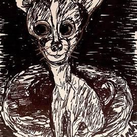 Apple Head Chihuahua by Geraldine Myszenski