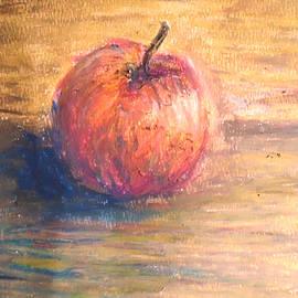 Apple Still Life by Jen Shearer