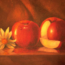 Apples and Daisy by Kevin Trivedi