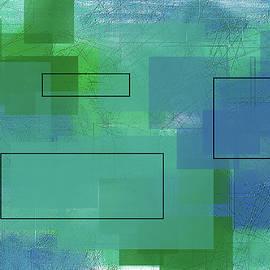 Aquamarine ... by Judy Foote-Belleci