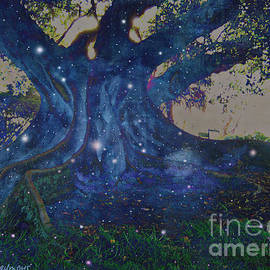 Arboreal Dreaming by Leanne Seymour