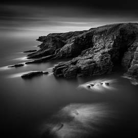 Arbroath Cliffs by Dave Bowman