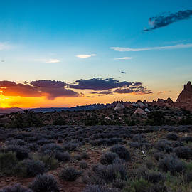 Arches Sunset by Nathan McDaniel