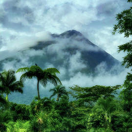 Arenal Volcano 2 by Stephen Anderson