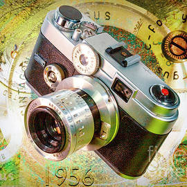 Argus C - Forty-four by Anthony Ellis