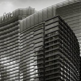 Aria Las Vegas by Dave Bowman