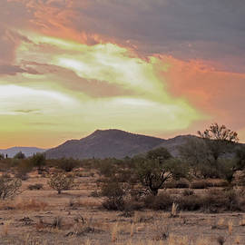 Arizona Skies by Gordon Beck