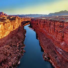Arizona Sunrise by Az Jackson