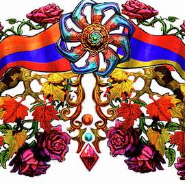 Armenian Eternity Symbol by James Olley