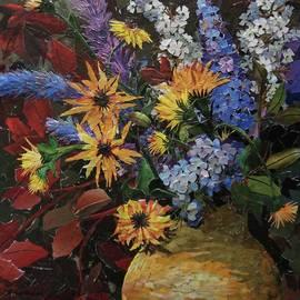 Arrangement in Yellow by JAMartineau