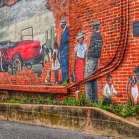 Art In Ellicott City Maryland by Kathi Isserman