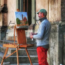 Artist in Residence by Kathi Isserman