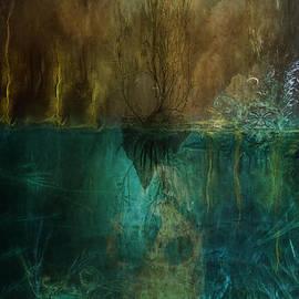 As Above So Below by Kelley Freel-Ebner