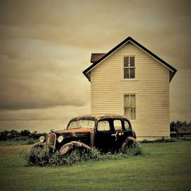 As Time Goes By  by Lori Frisch