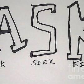 ASK seek KIND by GJ Glorijean
