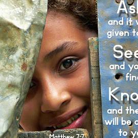 Ask - Seek - Knock by John Overholt